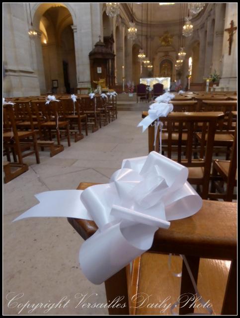 Cathédrale Saint Louis Versailles wedding