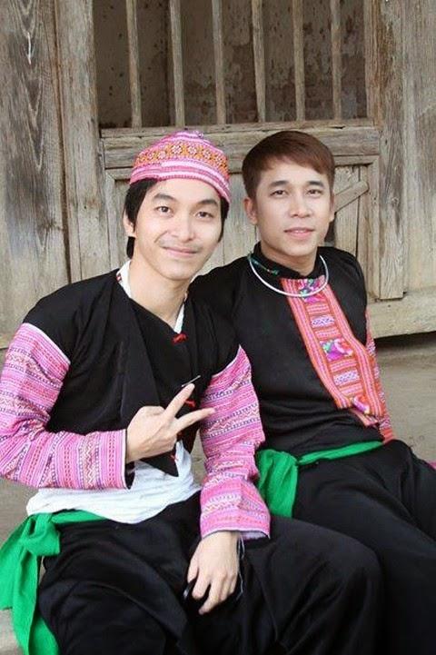 Trang phục Nam người H'Mông