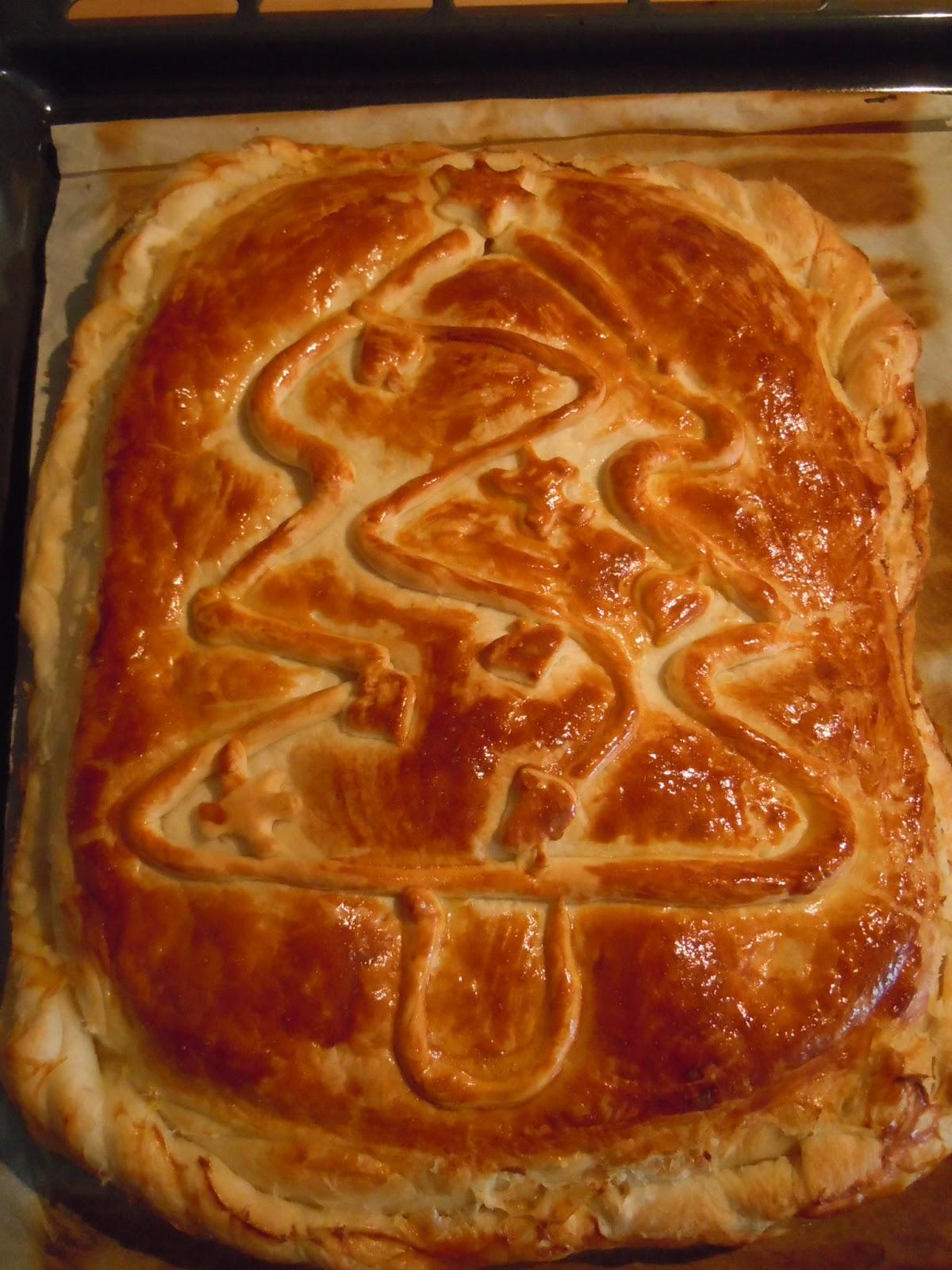 Empanada de Cocido Madrileño
