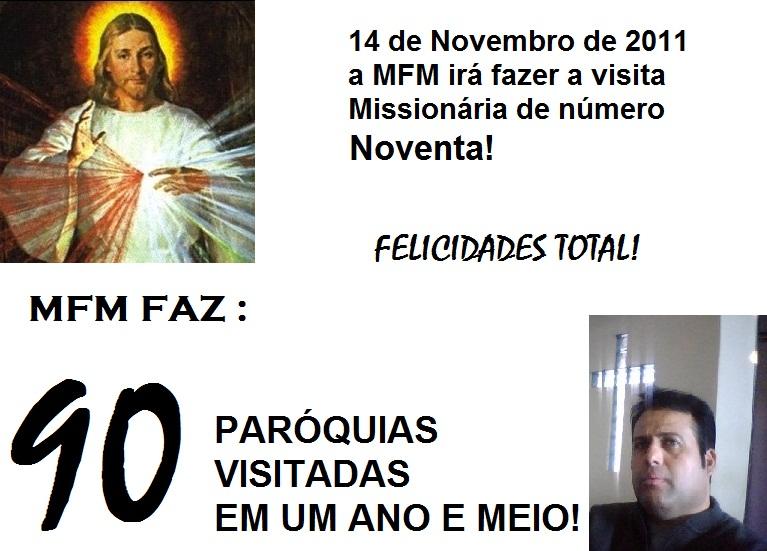 DAI 14 DE NOVEMBRO DE 2011- MFM FAZ :