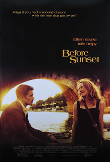 Before Sunset starring Julie Delpy and Ethan Hawke