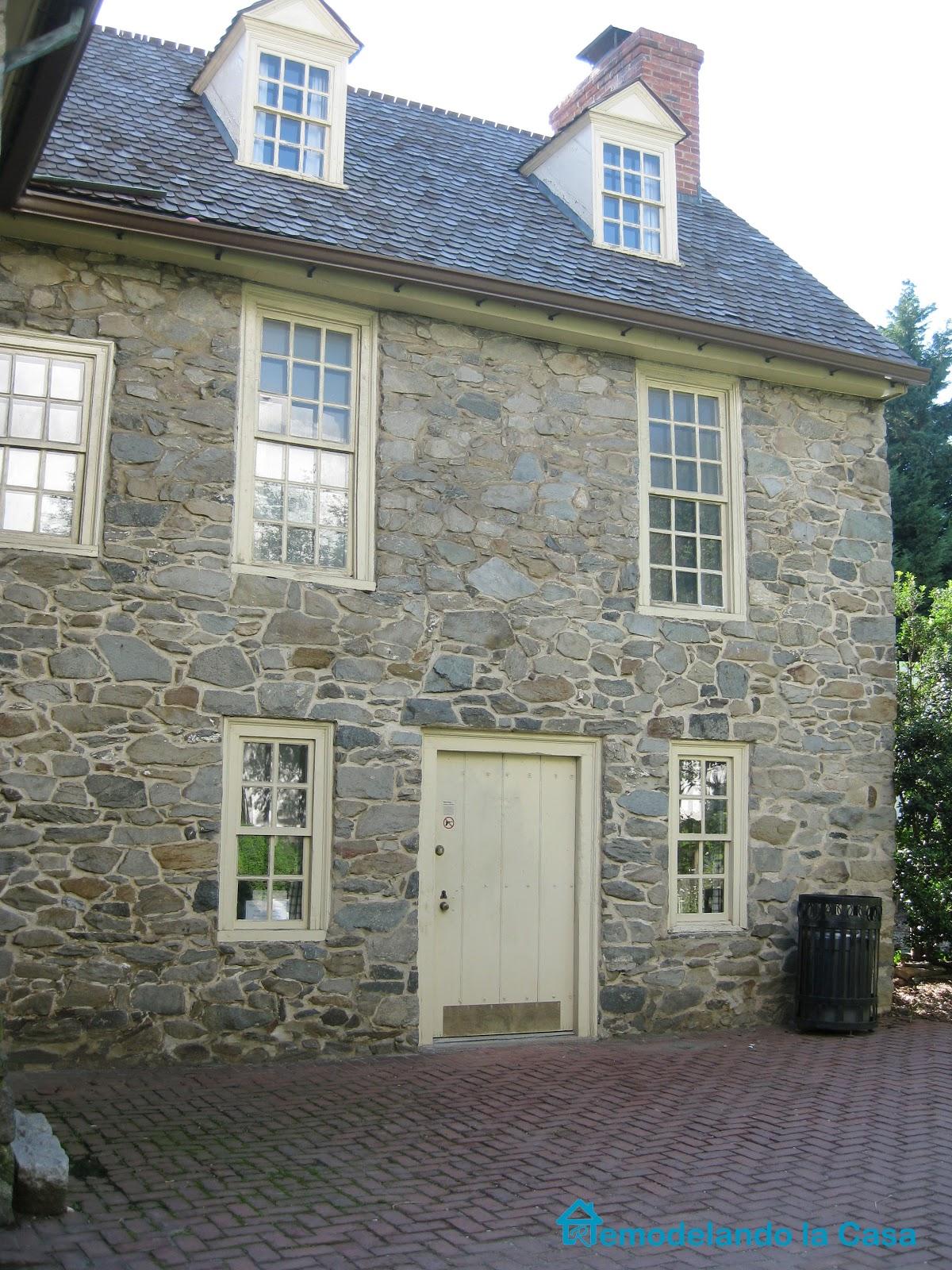 Stone House Diy House Best Design