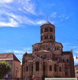 église saint Austremoine d'issoire, Puy-de-Dôme