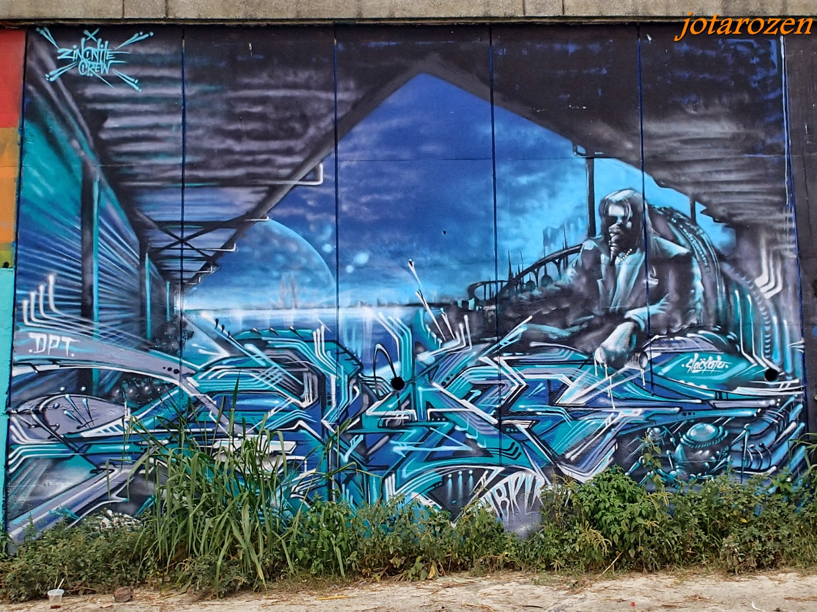Footsteps jotaro 39 s travels photo gallery graffiti for Mural 1 malaysia