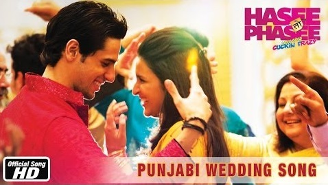 Punjabi Wedding Song - Hasee Toh Phasee (2014) Watch Online