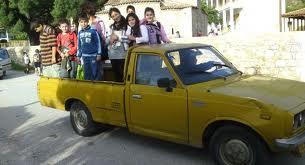 Δεν εκτελούνται τα 120 δρομολόγια για την μεταφορά των μαθητών με ταξί στην Τριφυλία
