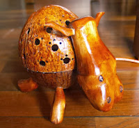 Coco Lamp Buffalo