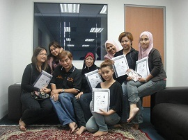 Class Corrective Makeup With Abg Amy