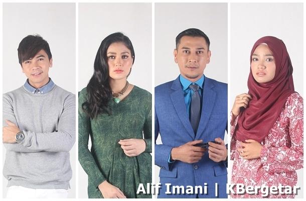 Poster Alif Imani