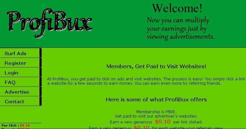 cara mendapatkan uang dari profibux | ETERNITY Sharing