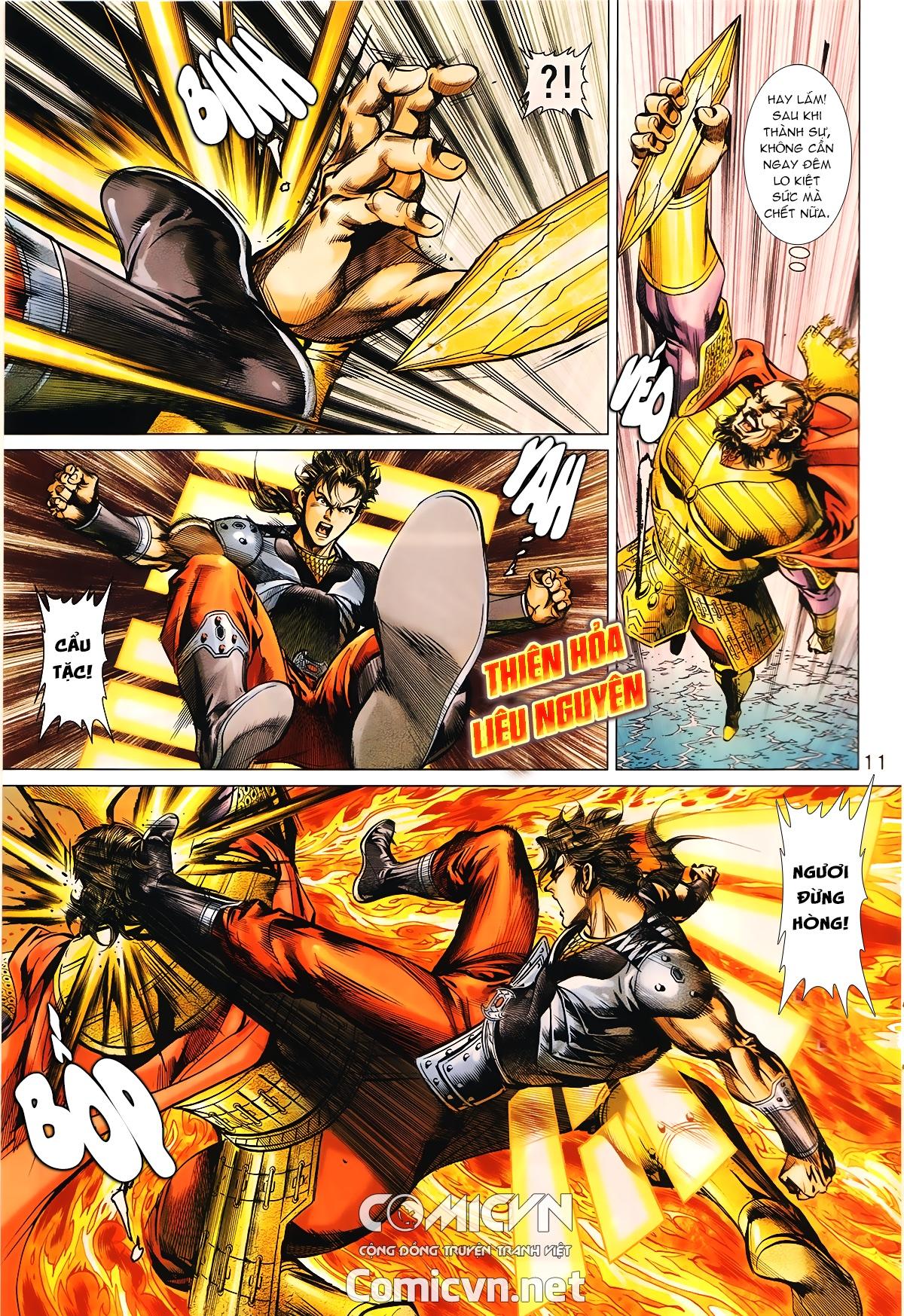 Hoàng Triều Quân Lâm Chap 13.1 - Next Chap 14