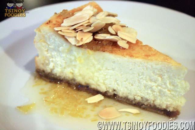 lemon lime cheesecake