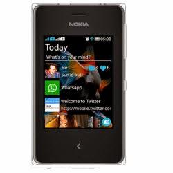 Flipkart : Nokia Asha 500 Mobile Rs.3581