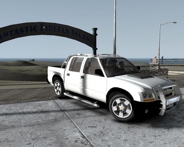 Chevrolet S10 Colinas Cabine Dupla