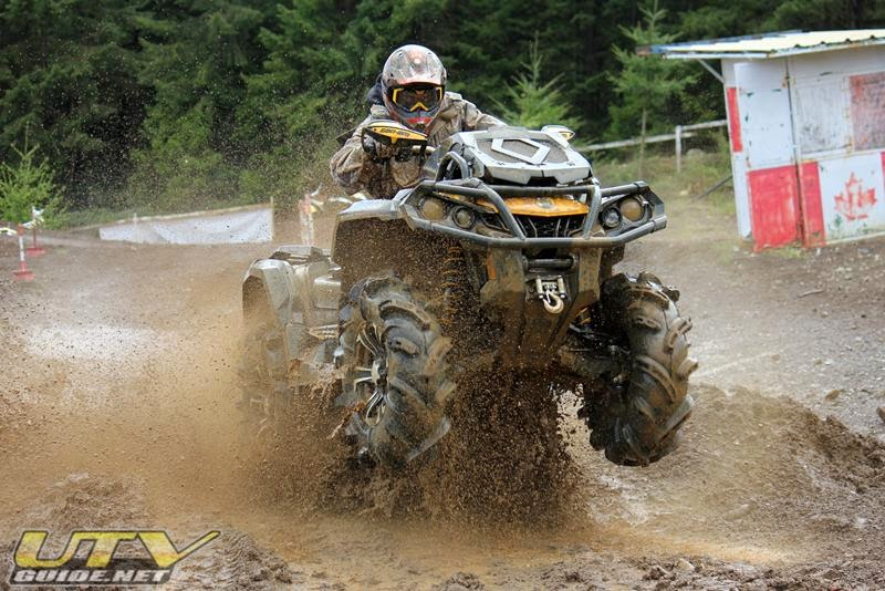 Can-Am Outlander 1000 X mr
