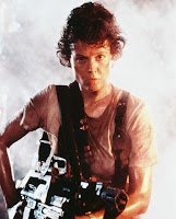 Sigourney en Aliens