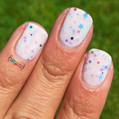 Sweet Heart Polish Fireworks!