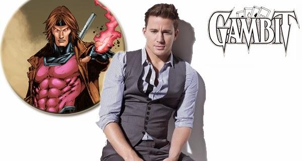 Channing Tatum será Gambito