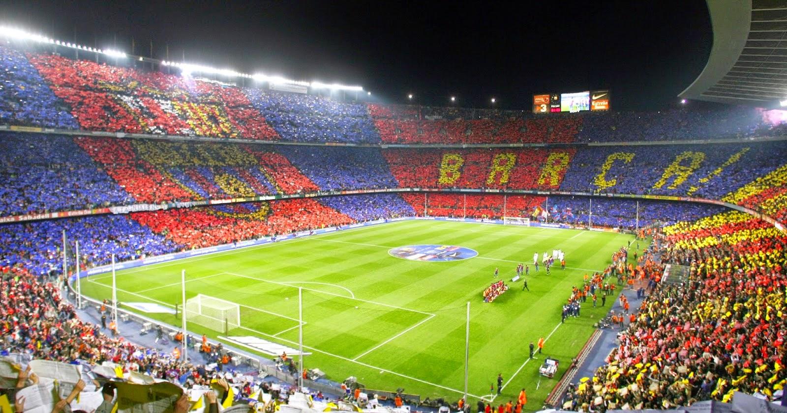 FC Barcelona Camp Nou tickets