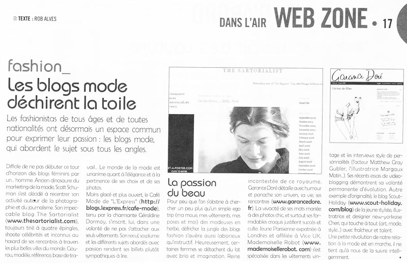 A Nous Paris - 2009 - About Fashion Blogging