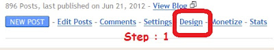 How To Disable Right Click For Blogger...
