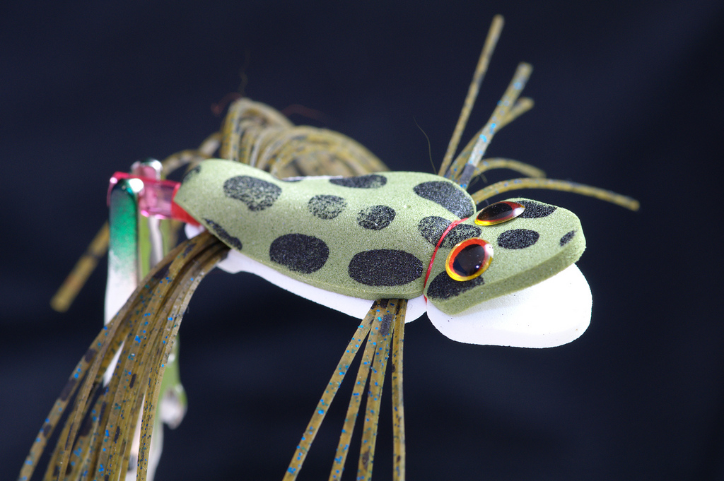 fly fish food -- fly tying and fly fishing : flies for froggin', Fly Fishing Bait