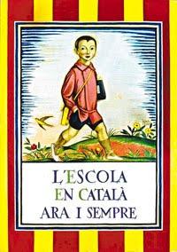 Escola en català