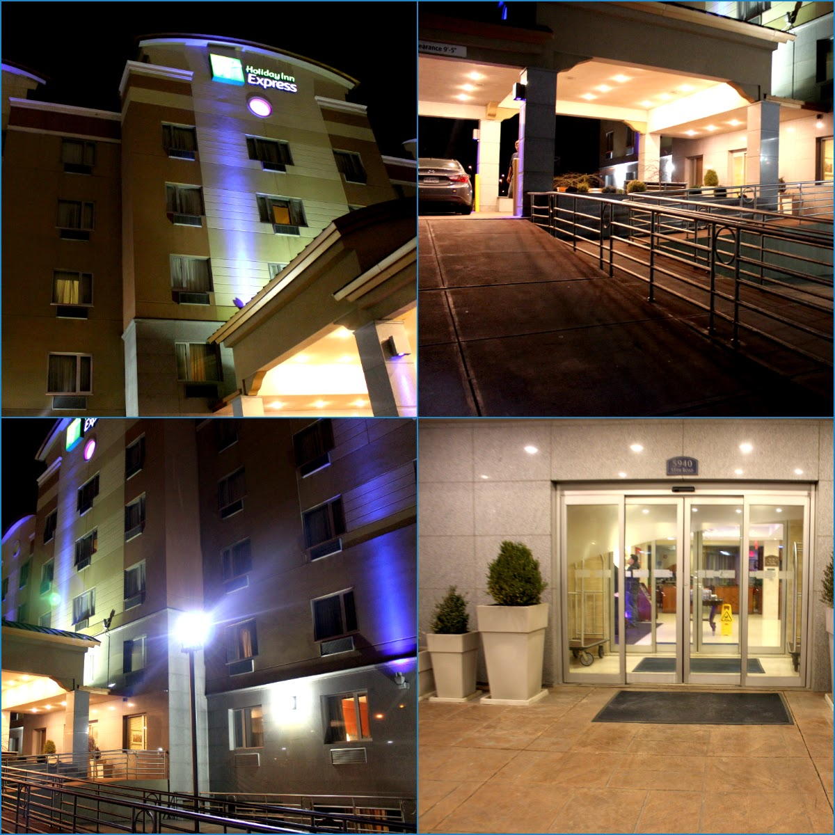 Holiday Inn Express Maspeth Review