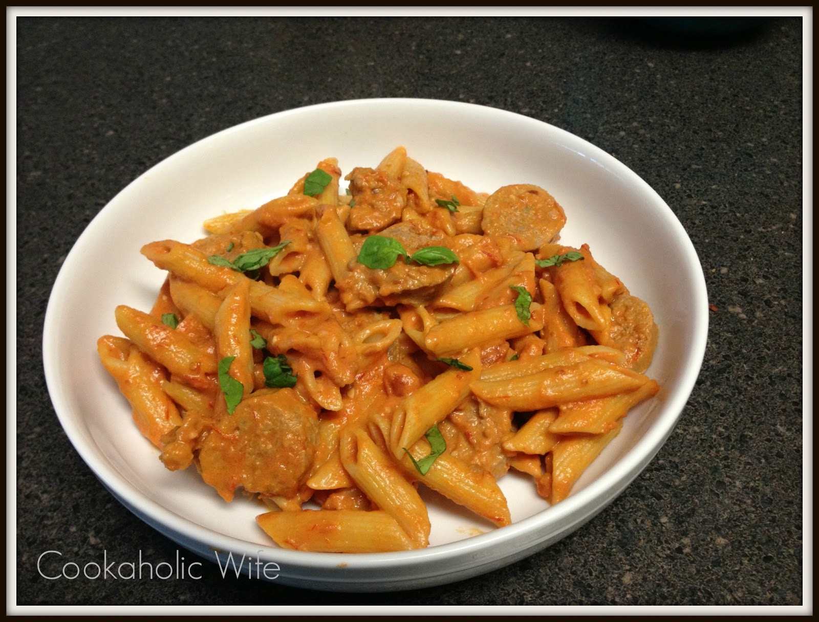 ... vodka sauce vodka cream sauce vodka cream pasta with italian sausage
