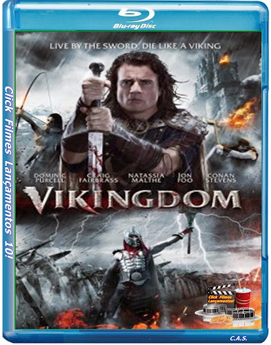 Filme Vikingdom O Reino Viking Dublado Blu-Ray 2013 Torrent