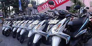 Motor Skutik Terbaru Yamaha 2012
