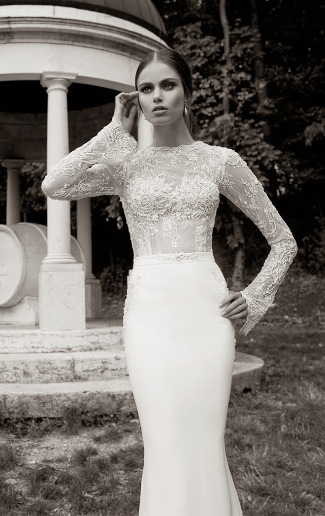 Berta Bridal Winter 2014 Collection – Part 3