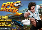 juegos de futbol epic soccer