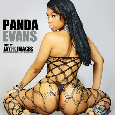 of The Day Panda Evans i