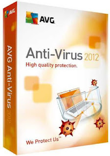 AVG Antivírus Pro 2012 SP1 RC - 86 e 64 Bits + Serial