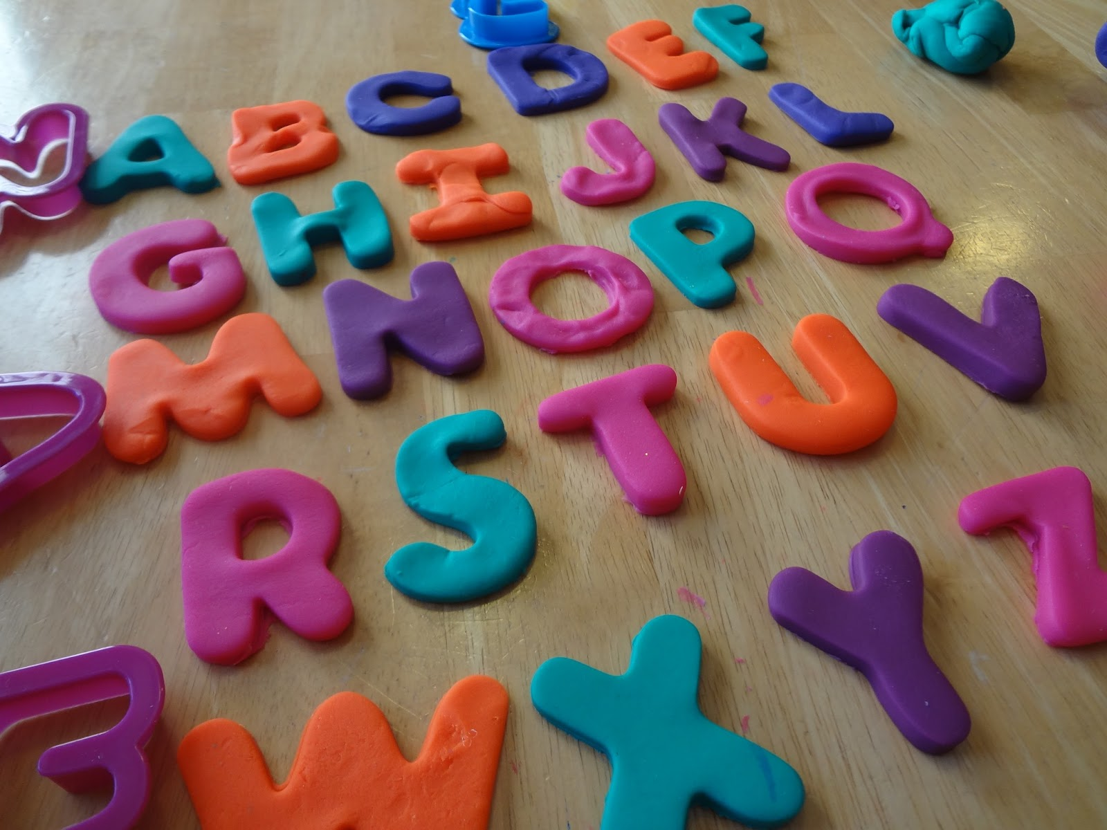 Moved permanently for Playdough letter cutters