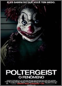 Poltergeist - O Fenômeno Torrent dublado
