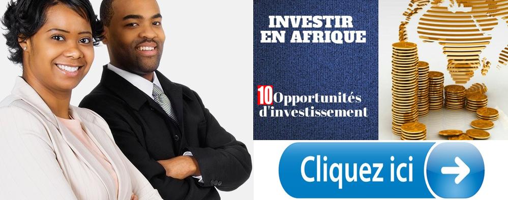 Investir en Afrique