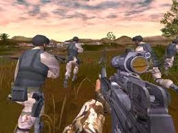 Download Game PC Ringan Delta Force: Black Hawk Down Demo