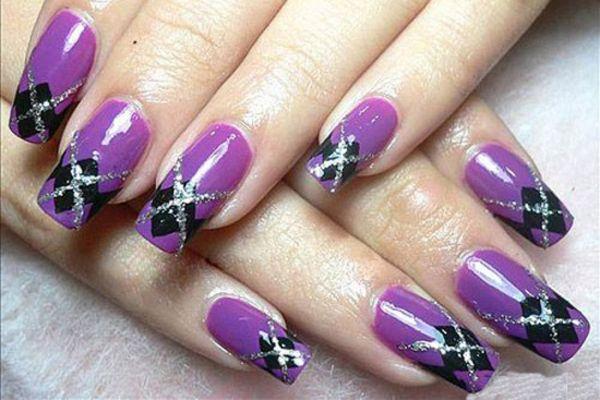 Modelos de uñas decoradas