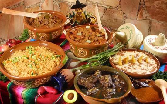 la comida mexicana tiene grandes variedades la comida mexicana tiene ...