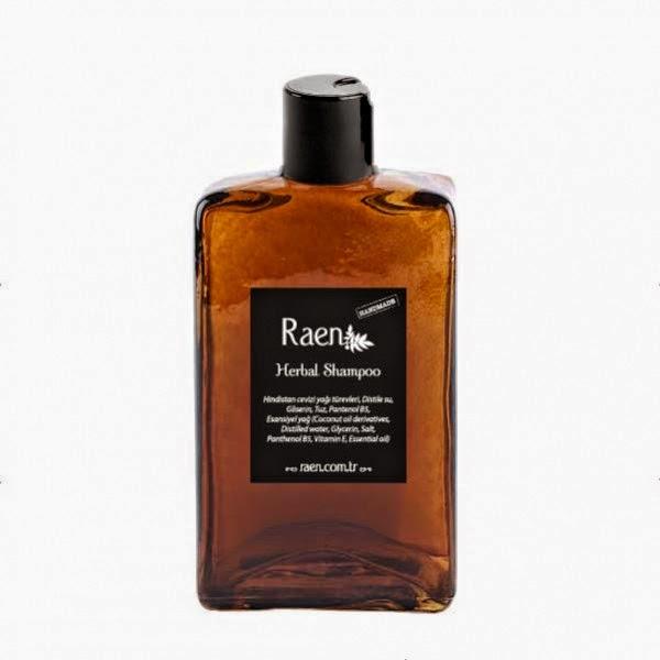 raen şampuan