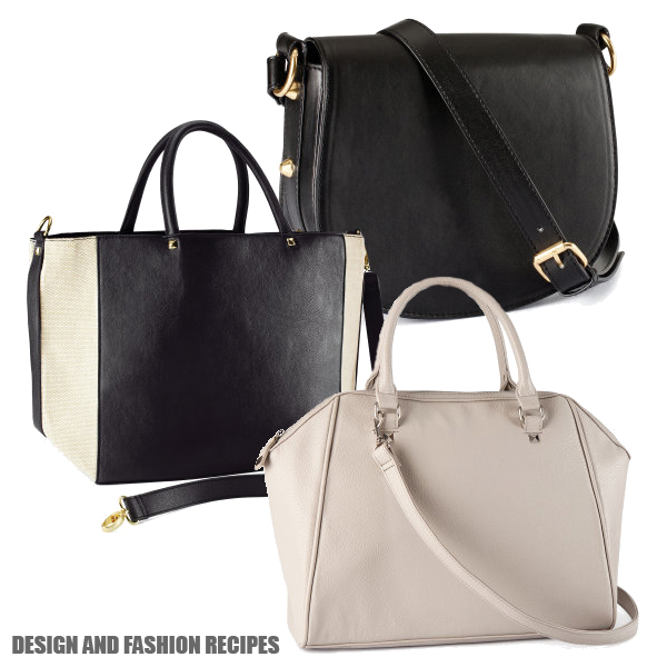 H&M handbag SS2013 on Design and fashion recipes