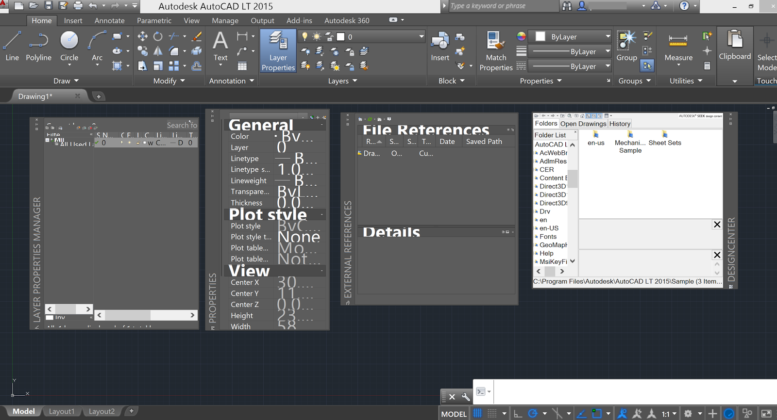 how to change the resolution in autocad 2015