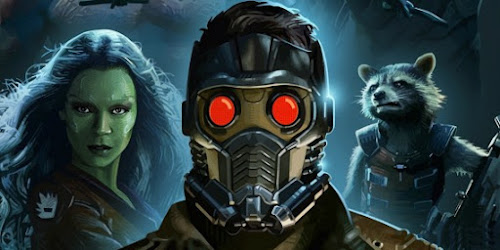 Guardiões da Galáxia Vol. 2 (Guardians of the Galaxy Vol. 2, 2017). Teaser trailer legendado