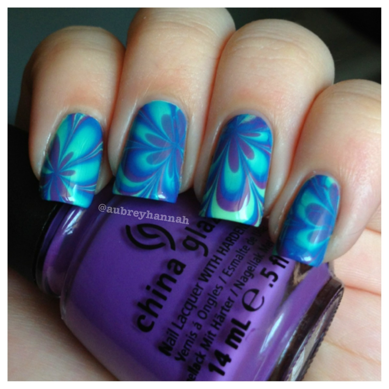 Best Nail Polishes For Water Marble Creative Touch