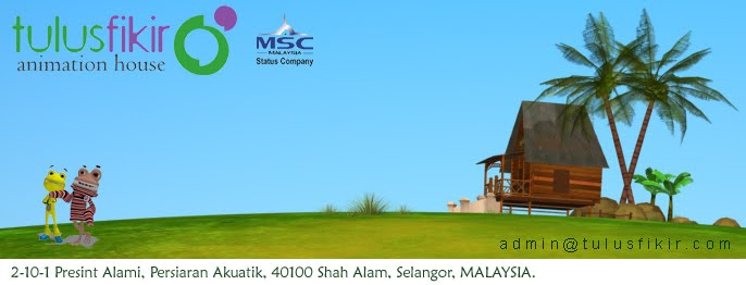 A Malaysian Animation Studio
