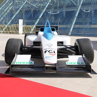 Formulec EF 01 Prototype 2012 Front