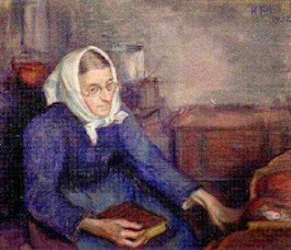 Hanna Frosterus-Segerstrale, 1908
