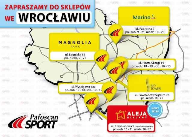 Pafoscan Wrocław - projektowanie ulotek